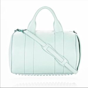 Alexander Wang Rocco Super Rare LE Mint Green